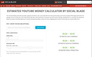 [無料]YouTubeでいくら稼げるのか?予測してくれる無料ツール