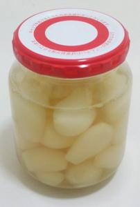 らっきょうを毎日食べて血液サラサラ、加えて骨粗しょう症予防にも。