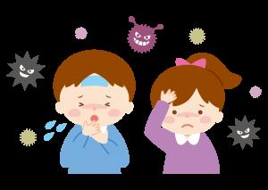 菌・ウィルス予防